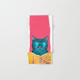 Cat Revolution Hand & Bath Towel