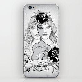 Destot's Space iPhone Skin