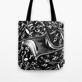 Only Time Will Tell  Tote Bag