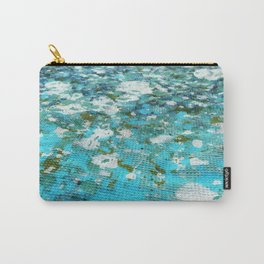 huellas del agua/ water footprints Carry-All Pouch