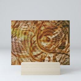 Interference Mini Art Print