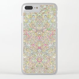 virtues mirror 2 Clear iPhone Case