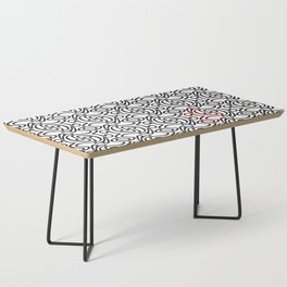 Leaping Men Coffee Table