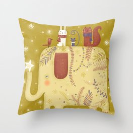 HOLIDAY DECOR Throw Pillow