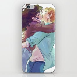 That one kiss iPhone Skin