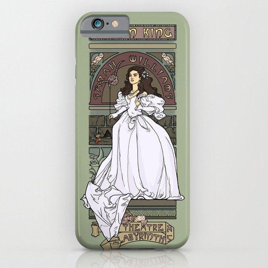 Theatre de la Labyrinth iPhone & iPod Case