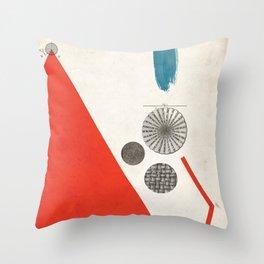 Ratios II. Throw Pillow