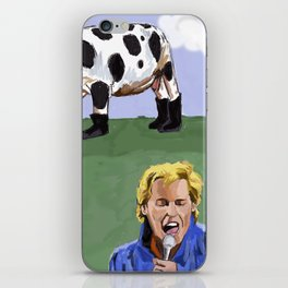 Top Secret! iPhone Skin