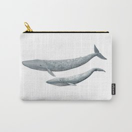 Blue whale (Balaenoptera musculus) Carry-All Pouch