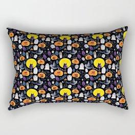 Spooky Rectangular Pillow