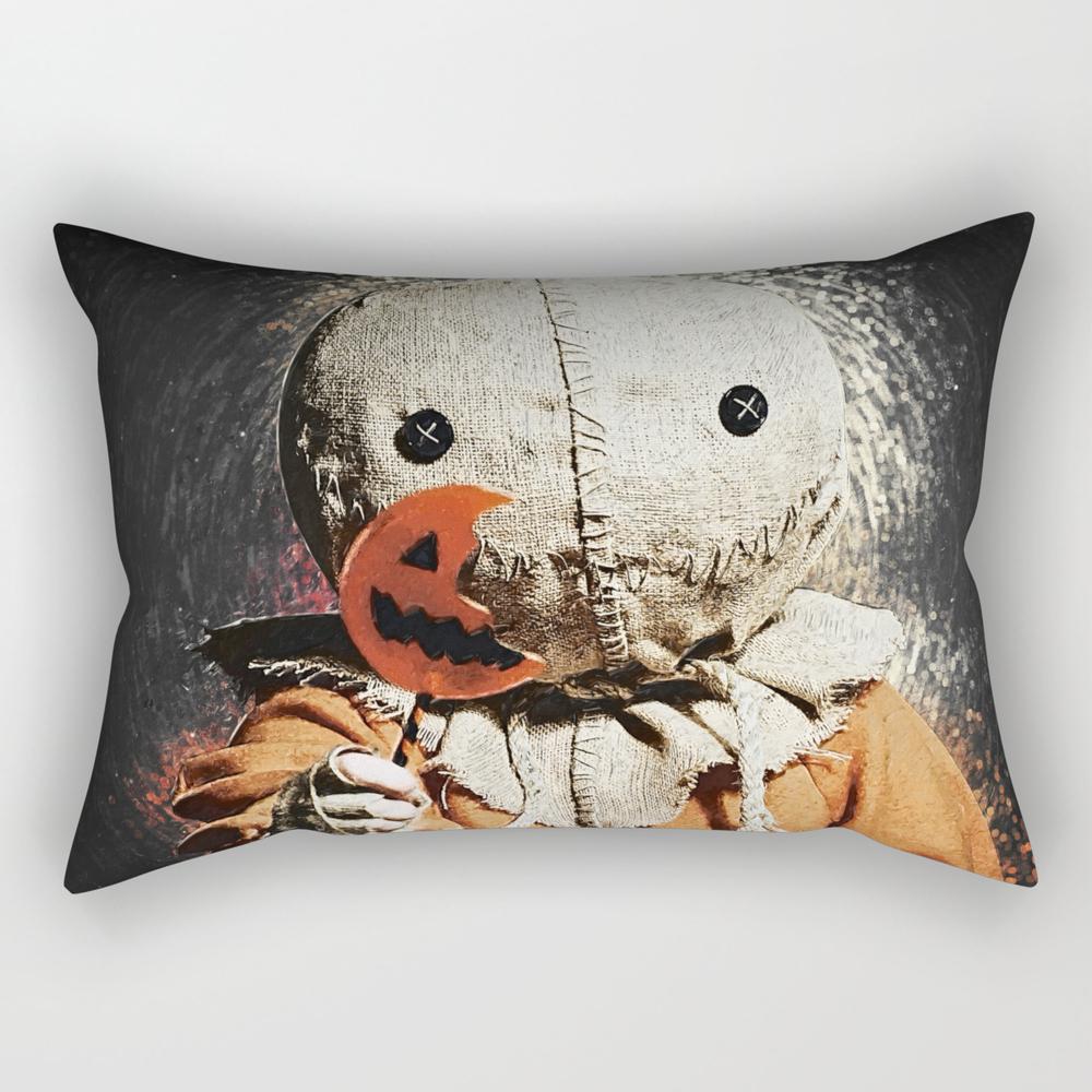 Sam - Trick 'r Treat Rectangular Pillow RPW8763671