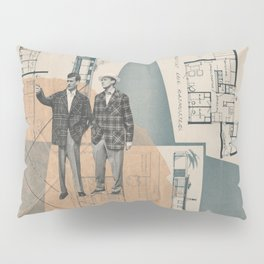 Architecture in the making Pillow Sham