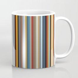 Nordic Stripes Vertical Pattern Coffee Mug
