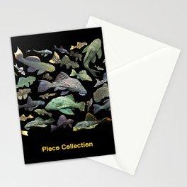 Pleco(Plecostomus) Stationery Cards