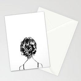 Antirretrato Stationery Cards