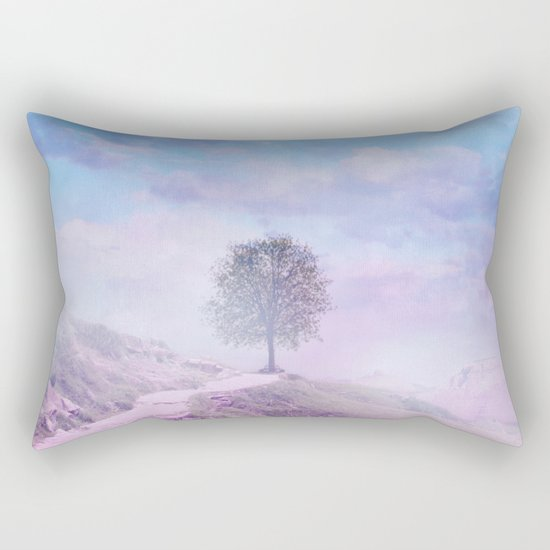 Pastel vibes 10 Rectangular Pillow