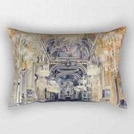 Opera de Paris Rectangular Pillow