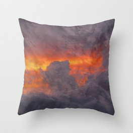 pyrrhic Throw Pillow