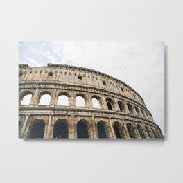 Colosseum landscape Metal Print