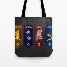 Dark Soul Four Knights Tote Bag