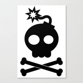 Head Bang! Canvas Print