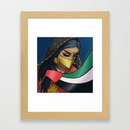 Dreaming of Home Framed Art Print