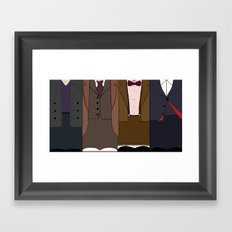 All Stories in the End Framed Art Print