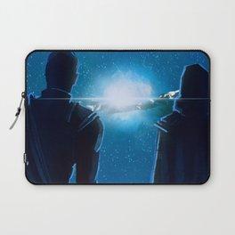 We burned Asgard together Laptop Sleeve