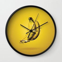 Banananannn... -sigstop Wall Clock