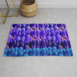 Lavender's Blue Rug