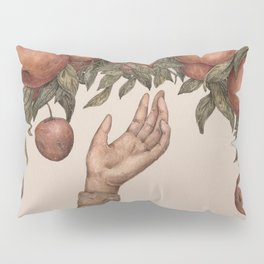 Apple Picking Pillow Sham