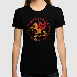 Wings of Fire T-shirt