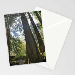 Tree Tree Tree Stationery Cards