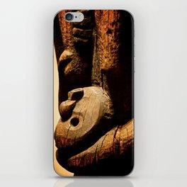 Carved Sculpture iPhone Skin