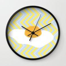 Eggsellent Wall Clock