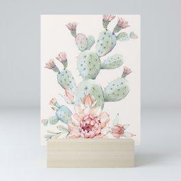 Cactus 3 #society6 #buyart Mini Art Print