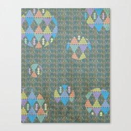 80's Canvas Print