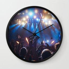 Austin City Limits Wall Clock