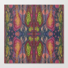Effervescent Love Potion (Heartery) (Reflection) Canvas Print