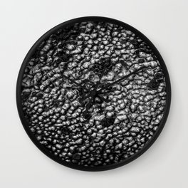 Oxide Stained Ceramic #1 Wall Clock