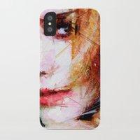 emma watson iPhone & iPod Cases featuring Emma Watson by Radit_G