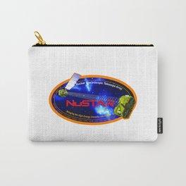 NuSTAR (Nuclear Spectroscopic Telescope Array) Logo Carry-All Pouch