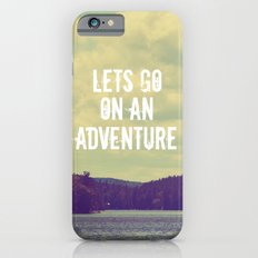 Let's Go  Slim Case iPhone 6s