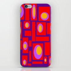 PERCY iPhone & iPod Skin