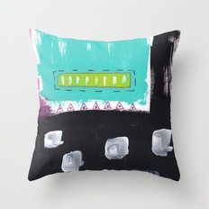 I Will Tell You Throw Pillow