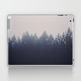 Forest in the Haze Laptop & iPad Skin