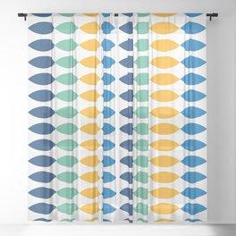 Summer No 1 Sheer Curtain