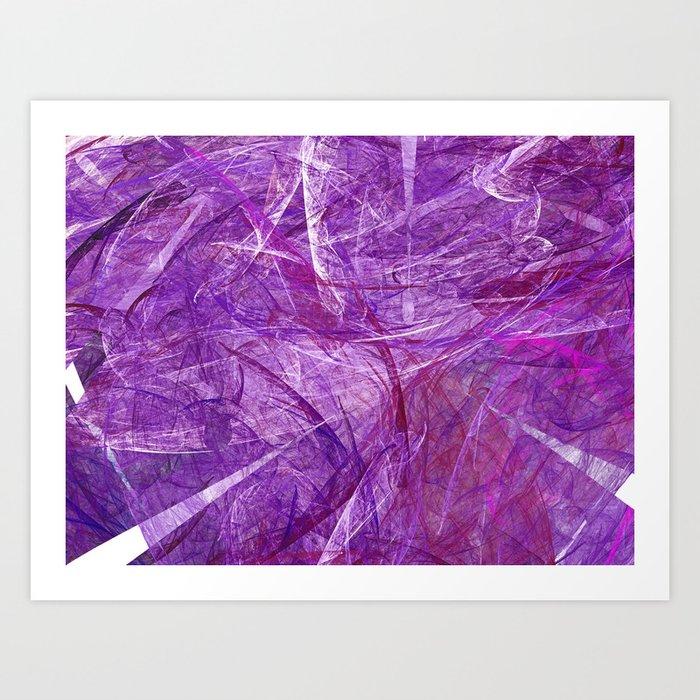 magic mirrow   (A7 B0241) Art Print
