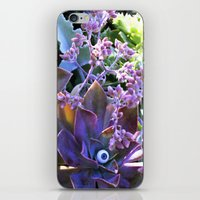secret life iPhone & iPod Skins featuring The Secret Life of Plants by Slow Toast