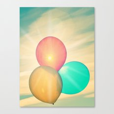 Oh the Places You'll Go! Canvas Print